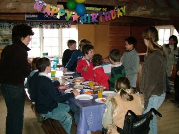 Kids party, Liphook, Hampshire, UK